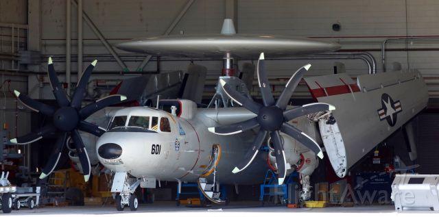 Grumman E-2 Hawkeye —