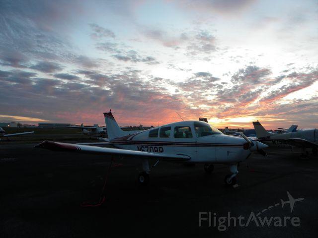 Beechcraft Sundowner (N6708R)