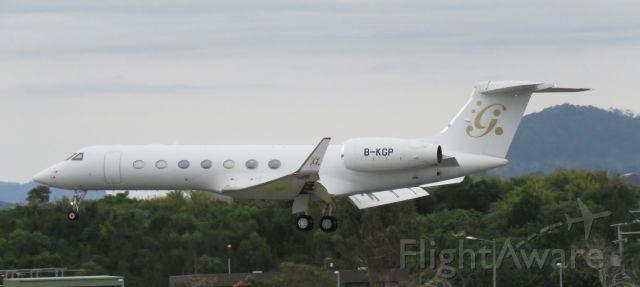 Gulfstream Aerospace Gulfstream V (B-KGP)