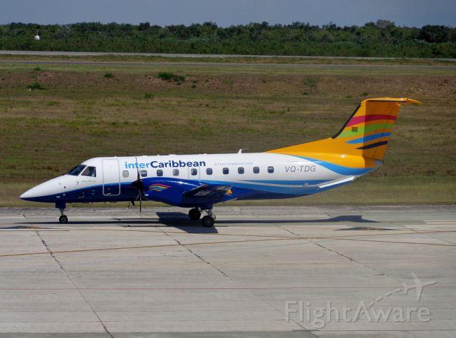 Embraer EMB-120 Brasilia (VQ-TDG) - InterCaribbean Airways
