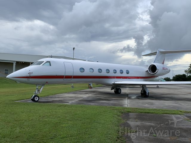 N551PM — - Another from the prototype yard at Gulfstream, September 2020