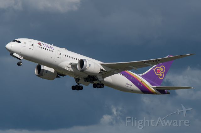 Boeing 787-8 (HS-TQA)
