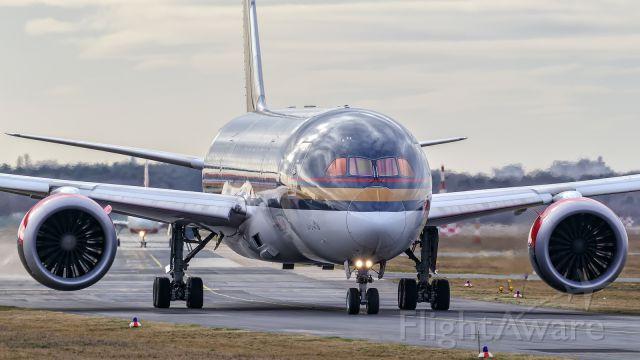 Boeing 787-8 (JY-BAB)
