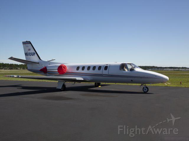 Cessna Citation II (N510GP) - 21 JUN 2019