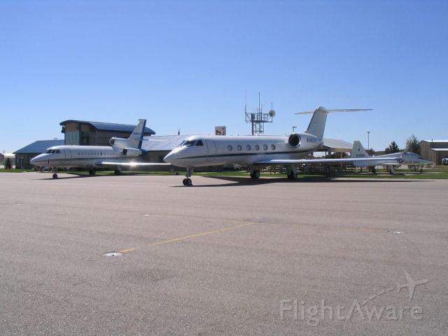 Dassault Falcon 50 (N404R) - N404R currently N908SB. N540CH currently N811DF