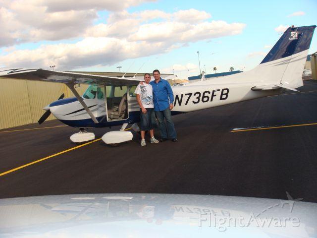 N736FB — - R172K Hawk-XP