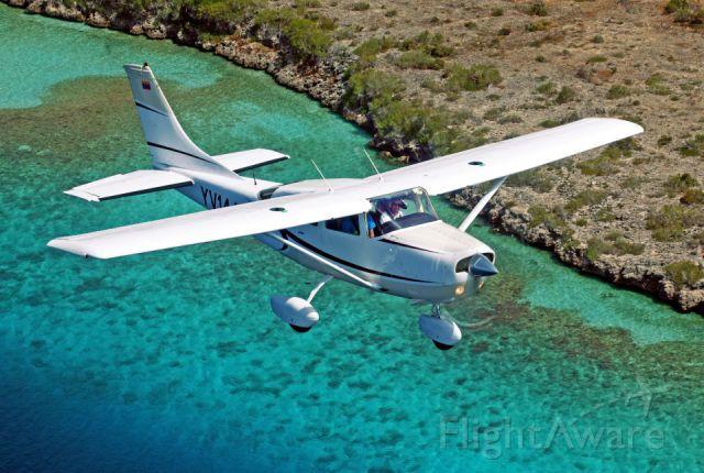 Cessna 206 Stationair (YV-1444) - TORTUGA ISLAND VENEZUELA (SVIT)