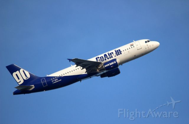 Airbus A320 (VT-WAH)
