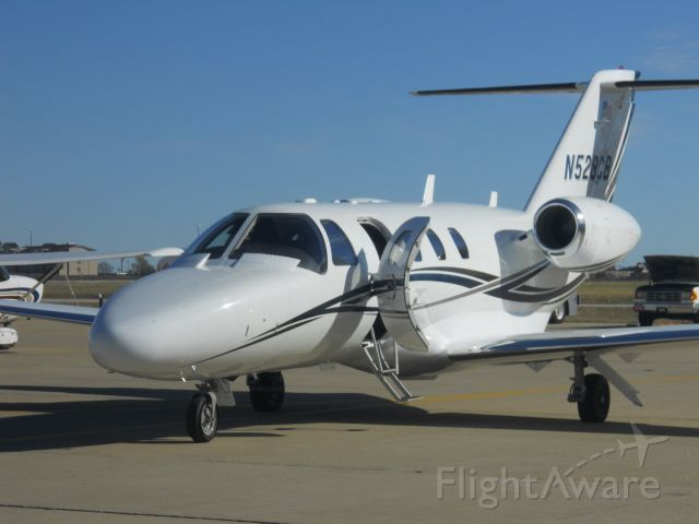 CORBY Starlet (N528B) - 2008 Cessan CitationJet Cj1