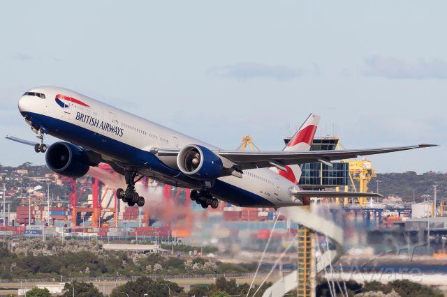 BOEING 777-300ER (G-STBD)
