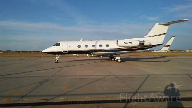 Gulfstream Aerospace Gulfstream 3 (N224KL)