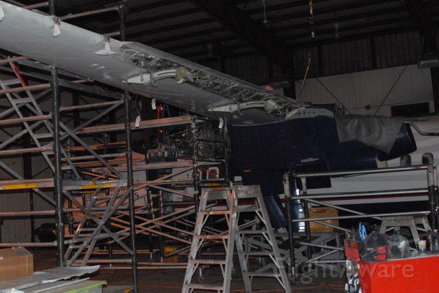 N942HA — - Dash 8 100 in Heavy Maintenance, 60K Inspection.