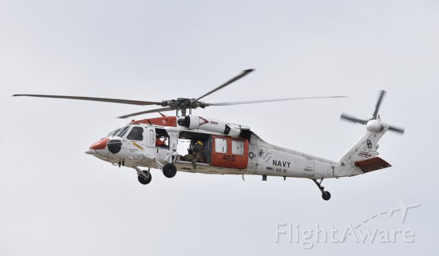 Sikorsky S-70 (16-6297) - Flyby at the China Lake Airshow