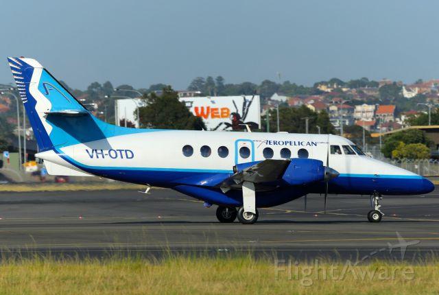 British Aerospace Jetstream Super 31 (VH-OTD) - Aeropelican VH-OTD