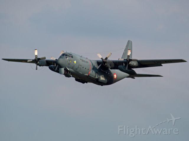 Lockheed C-130 Hercules (A1332) - Lockheed C-130H Hercules Indonesian Air Force A-1332. this C-130 is ex A97-003 RAAF (Royal Australian Airforce)