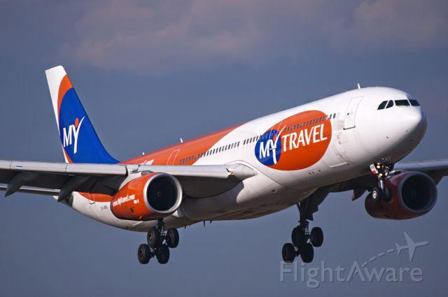 Airbus A330-300 (OY-VKH)
