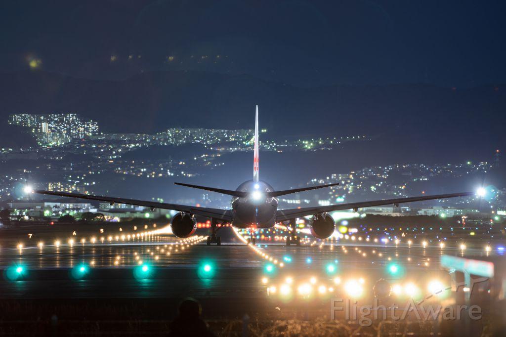 Boeing 777-200 (JA010D)