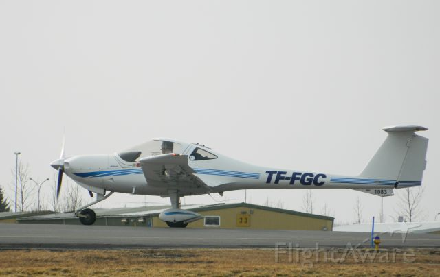 Diamond DA-20 (TF-FGC)