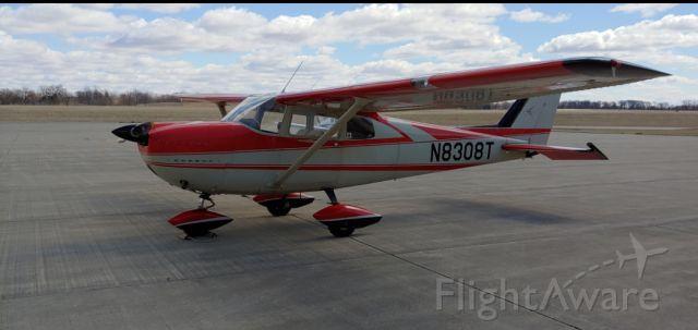 N8308T — - 1961 Cessna 175C Skylark