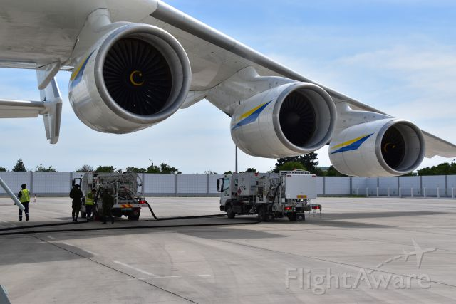 Antonov Antheus (UR-82060) - 136,500 litres of fuel uplifted at Turkmenbashi in 90 minutes.  Price?   USD22 cents per litre!!!!
