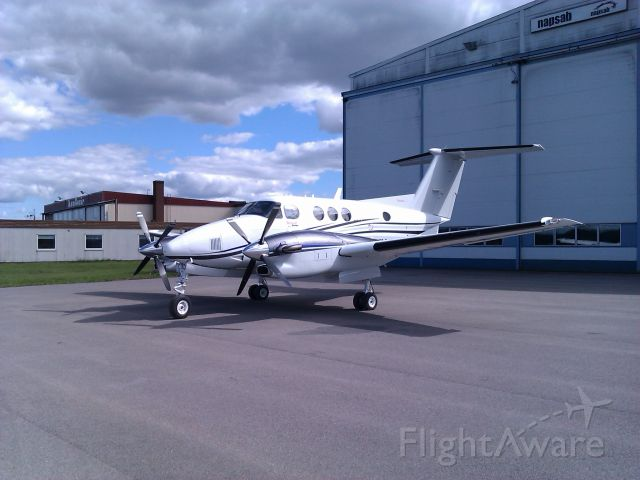 Beechcraft King Air F90 (SE-MEN)