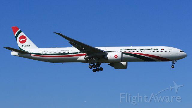 BOEING 777-300 (S2-AHN)
