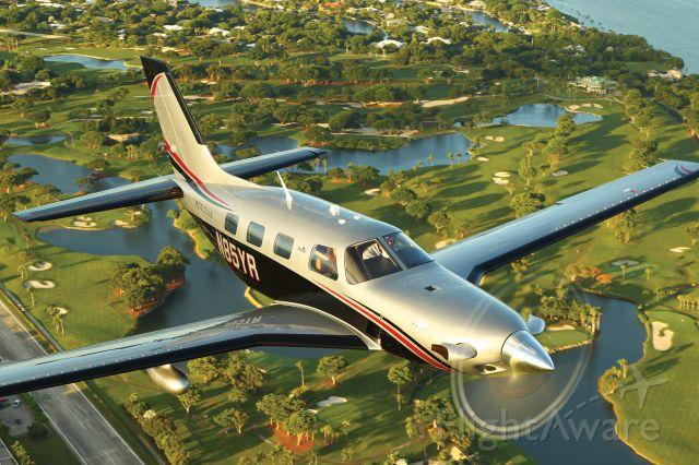 Piper Malibu Mirage (N85YR)