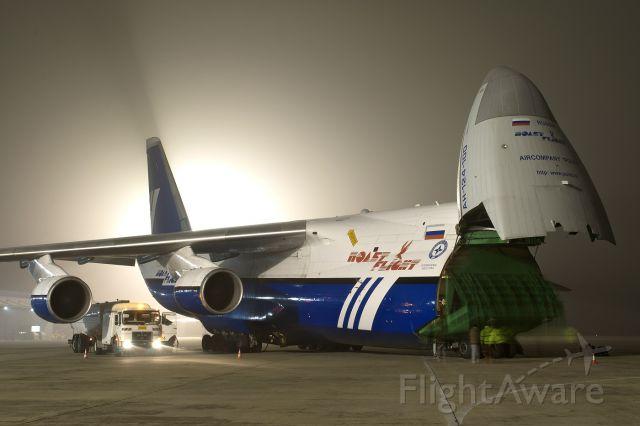 Antonov An-124 Ruslan (RA-82075)