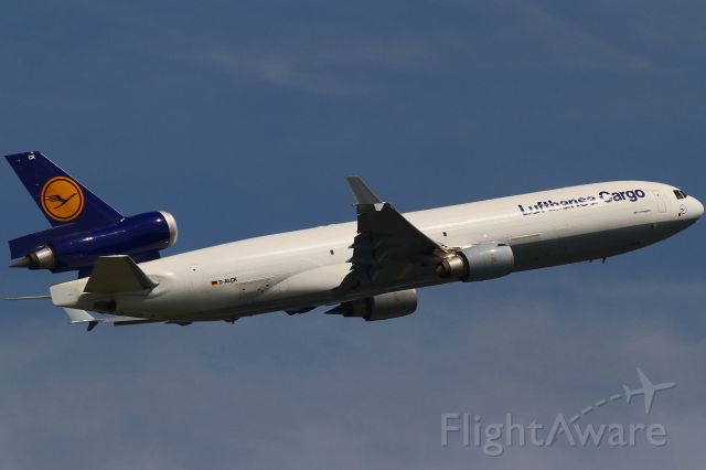Boeing MD-11 (D-ALCK) - the best sound ever