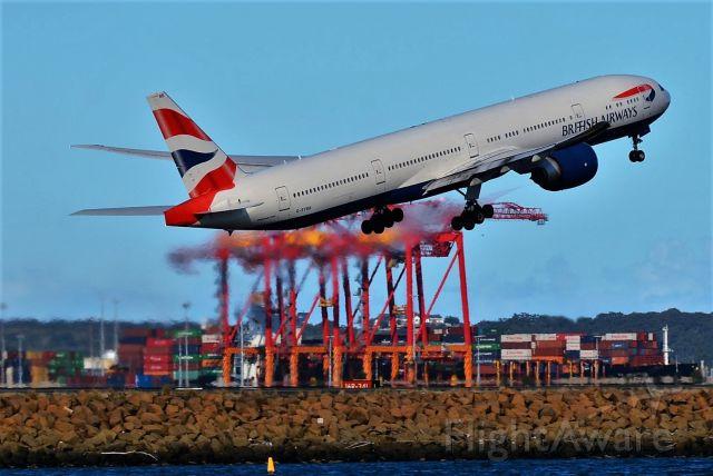 Boeing 777 (G-STBB) - G-STBB British Airways Boeing 777-36N(ER)  13 Aug 2017