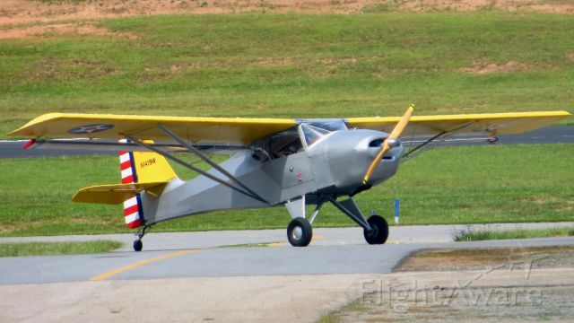 Experimental  (N1419W) - Gale Walton's Kitfox IV-1200 8/25/13