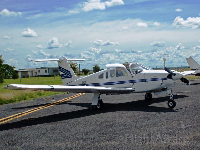 Piper Cherokee Arrow (VH-KBD) - VH-KBD at Blackwater, Australia (YBTR)