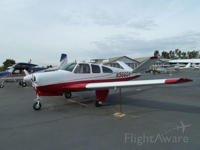 Beechcraft 35 Bonanza (N9660Y)