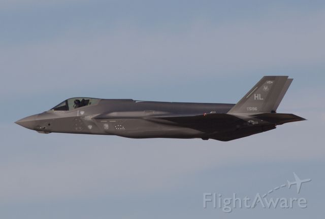 """Lockheed F-35C (15-5196) - US Air Force F-35A departing NAS JRB Fort Worth, formally Carswell Air Force Base (Please view in """"full"""" for highest image quality)"""