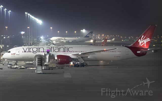 Boeing Dreamliner (Srs.8) (G-VWOO)