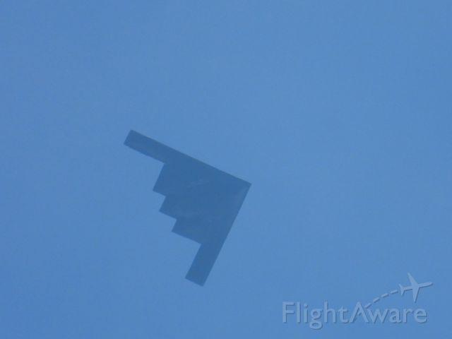Northrop Spirit (90-0040)