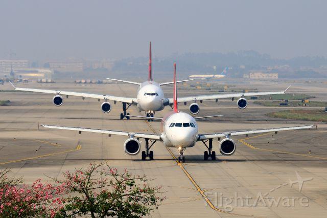 Airbus A340-300 (5R-EAA)