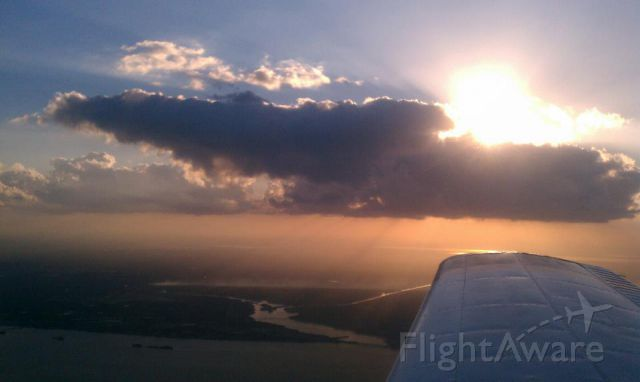Piper Cherokee (N6533C) - Another day at the office - only thing better is actual!