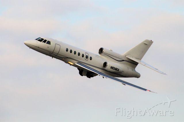 Dassault Falcon 50 (N634KA)