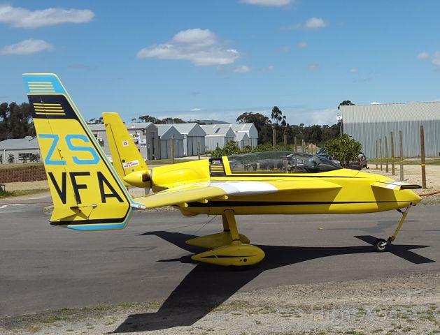 RUTAN Long-EZ (ZS-VFA) - Rutan Long-EZ