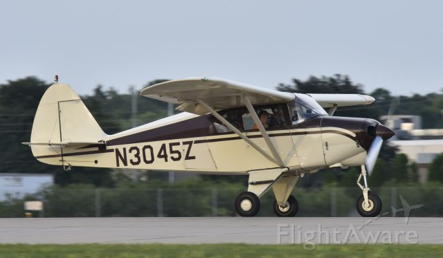 Piper PA-22 Tri-Pacer (N3045Z) - Airventure 2017
