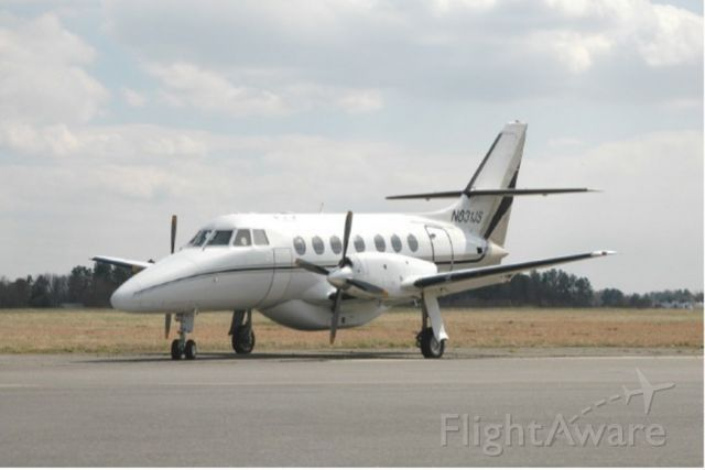 British Aerospace Jetstream 31 (N831JS)