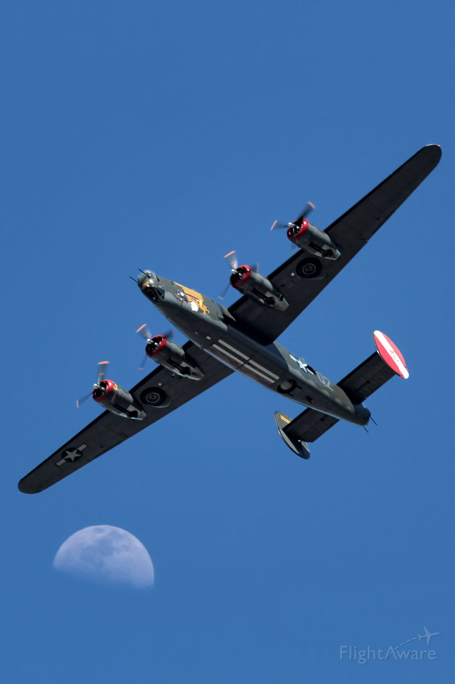 Consolidated B-24 Liberator —