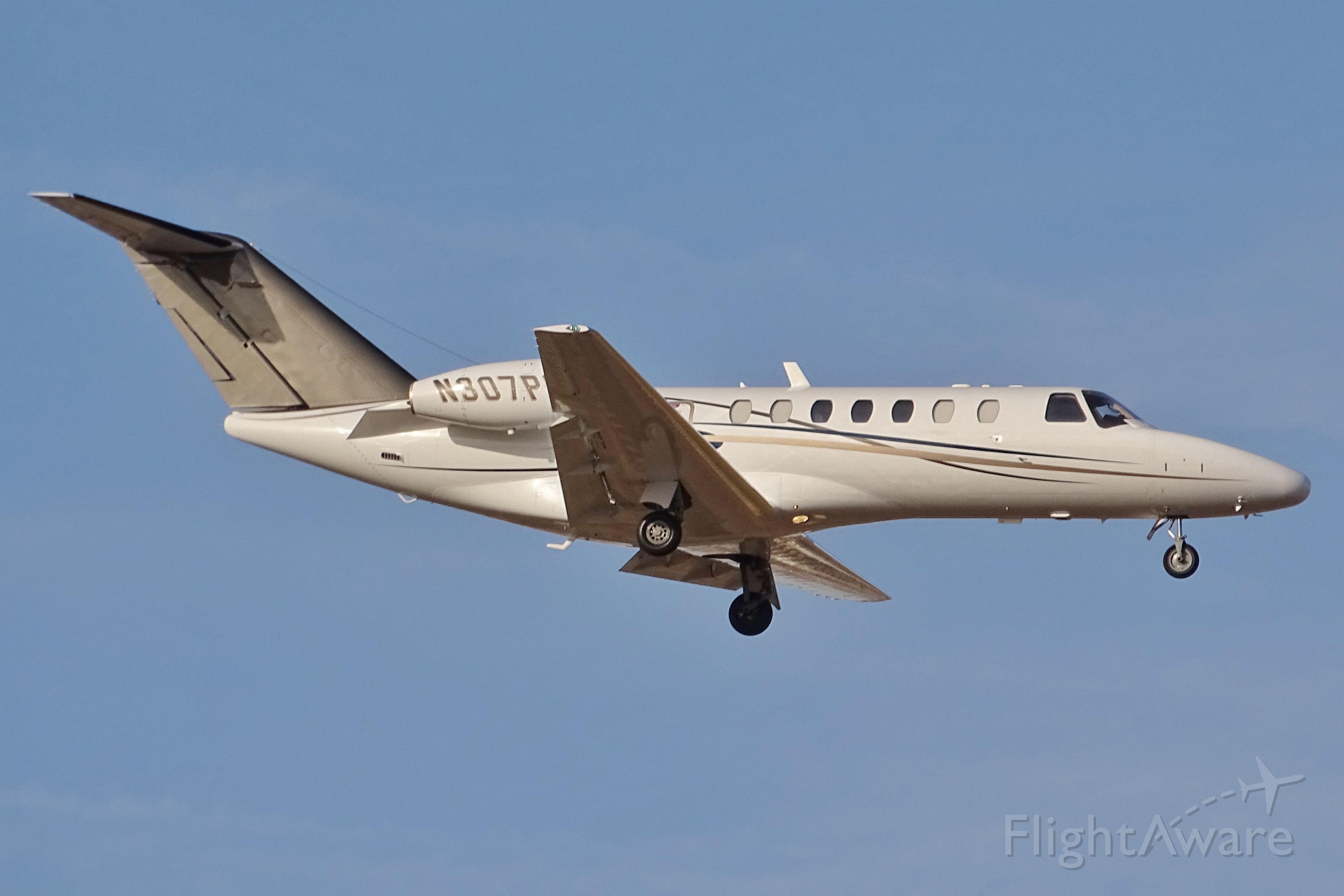 Cessna Citation CJ3 (N307PE)