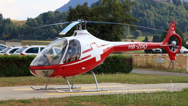 Gulfstream American Gulfstream 2 (HB-ZDQ) - Swiss Helicopter AG