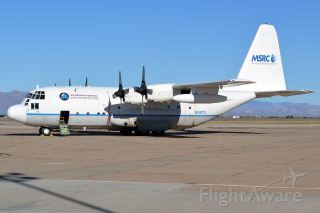 Lockheed C-130 Hercules (N118TG)