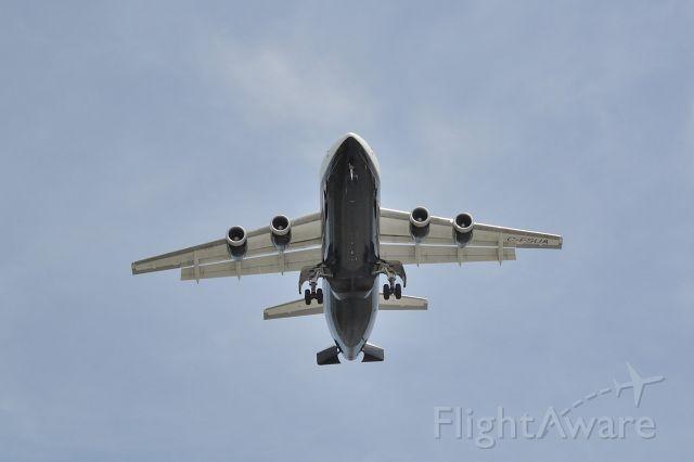 Avro RJ-100 Avroliner (C-FSUA)