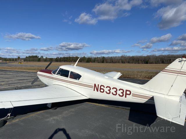 Piper PA-24 Comanche (N6333P)