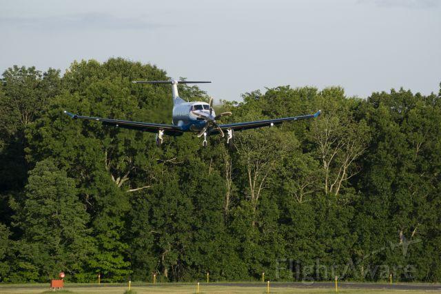 Pilatus PC-12 (N785AF)