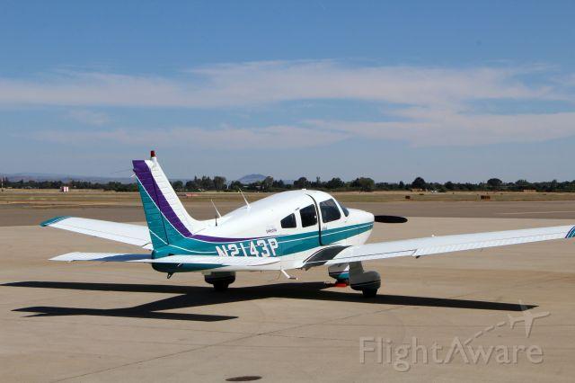 Piper Dakota / Pathfinder (N2143P) - KRDD - Piper Dakota 28-7911103 at Redding Air Services